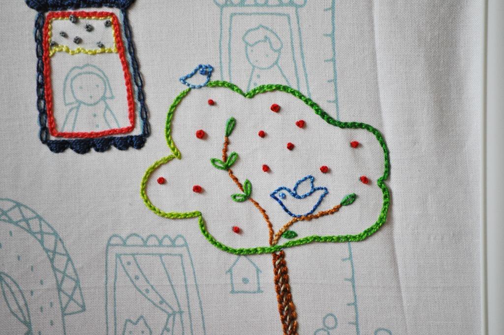 I Heart Stitching Olivegypsy